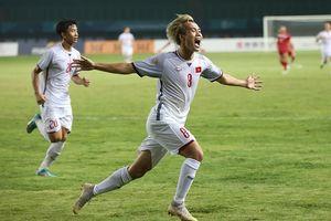 Lịch thi đấu vòng bán kết bóng đá nam Asiad 18