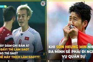 Son Heung-min khóc khi gặp Olympic Việt Nam, Văn Toàn bị hăm đánh vì ghi bàn lịch sử