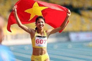 TIN VUI: Bùi Thị Thu Thảo giành HCV nhảy xa, chiếc huy chương đầu tiên quý giá của điền kinh Việt Nam