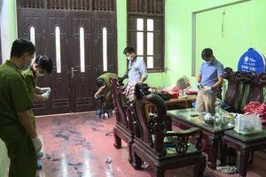 Vụ vợ chồng bị sát hại ở Hưng Yên: Công an rà soát hơn 1.000 người