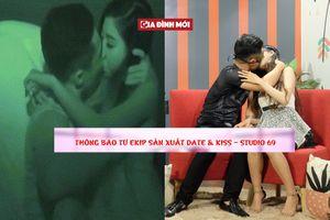 Gameshow 'gặp là hôn' Date and Kiss': Đã tạm dừng phát trực tuyến hai tập đầu tiên vì quá phản cảm
