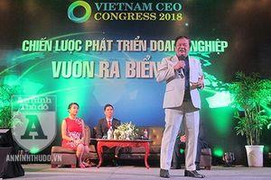 CEO Tân Hiệp Phát chia sẻ về văn hóa dịch vụ xuất sắc và khởi nghiệp