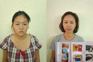 Bắt 2 nữ quái dàn cảnh trộm cắp tài sản của người nước ngoài ở hồ Hoàn Kiếm