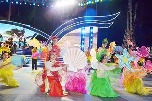 Tưng bừng lễ khai mạc Festival Biển Bà Rịa-Vũng Tàu 2018