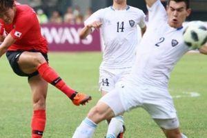 HLV Olympic Hàn Quốc nói gì về Olympic Việt Nam?