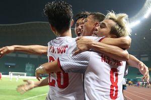 Olympic Việt Nam - Syria 1-0: 'Phát cuồng' vì vào bán kết!