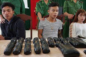 Bắt vụ buôn ma túy 'khủng', thu gần 70.000 viên ma túy