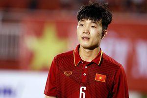 Vì sao Xuân Trường không có mặt trong trận thắng lịch sử của Olympic Việt Nam?