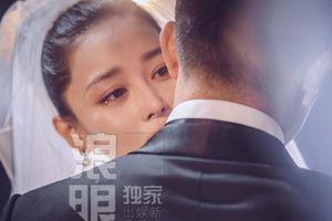 Trương Hinh Dư rơi nước mắt trong hôn lễ: 'Tình yêu của chúng ta phải chịu nhiều áp lực'