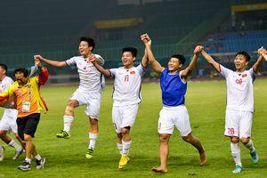 Cư dân mạng Trung Quốc đồng loạt cổ vũ Olympic Việt Nam đánh bại Hàn Quốc