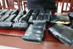 BĐBP Quảng Trị bắt đối tượng vận chuyển 65.800 viên ma túy tổng hợp