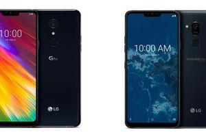 LG công bố bộ đôi smartphone mới trang bị Android One