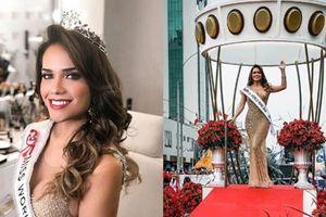Hoa hậu Peru bị tước vương miện vì gian dối