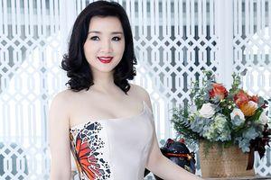 Hoa hậu Giáng My làm Trưởng ban giám khảo Hoa hậu Doanh nhân Quốc tế 2018