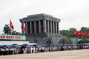'Nhớ lời Bác dặn' nhân kỷ niệm 49 năm thực hiện Di chúc Bác Hồ