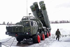 S-400 Nga khiến Mỹ-NATO rụng rời với đạn tên lửa siêu xa