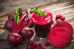 Các công dụng đặc biệt của rau củ quả màu đỏ