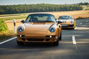 Ngắm chiếc xe 'có một không hai' Porsche 911 Project Gold