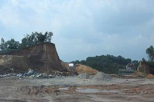 Những quả đồi 'biến mất' tại Bắc Giang: Kỳ 2: Hàng vạn khối đất bị 'đánh cắp' tại huyện Tân Yên đã đi đâu?