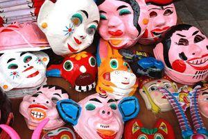 Đằng sau chiếc mặt nạ là câu chuyện văn hóa