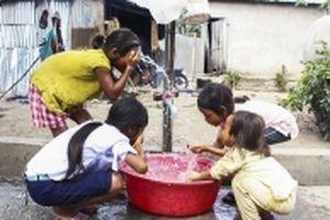 Nước sạch đã về với đồng bào Ra Glai ở Ninh Thuận