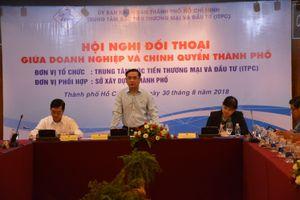 TP Hồ Chí Minh tổ chức đối thoại giữa doanh nghiệp và chính quyền