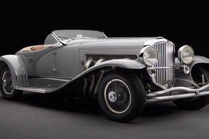 Choáng với xe Duesenberg SSJ cổ 83 tuổi giá hơn 512 tỷ