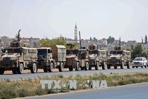 Giới chức Thổ Nhĩ Kỳ và Iran trao đổi về tình hình Syria