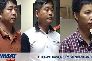 Kinh doanh trái phép, 2 giám đốc công ty bị khởi tố, bắt tạm giam