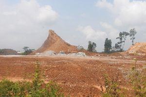 Những quả đồi 'biến mất' tại Bắc Giang - Kỳ 4: Chủ tịch UBND tỉnh chỉ đạo thành lập đoàn kiểm tra