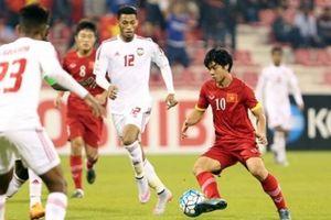 Lịch sử đối đầu giữa U23 Việt Nam và U23 UAE trước trận tranh hạng ba ASIAD 2018