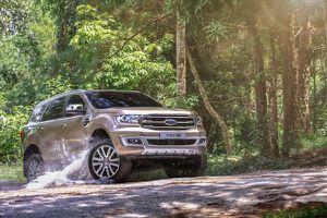 Ford Everest khai thông đường về Việt Nam, thị trường SUV 7 chỗ tăng nhiệt