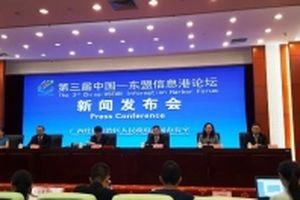 ASEAN và Trung Quốc tăng cường hợp tác lĩnh vực thông tin và kinh tế số