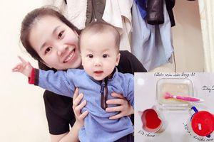 Nhật ký ăn dặm 30 ngày đầu tiên của con: Mẹ Hải Phòng gửi gắm tình yêu qua từng bữa ăn
