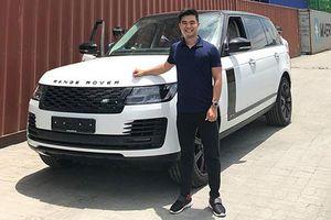 Chiêm ngưỡng Range Rover LWB P400E giá 9,3 tỷ của đại gia Đà Nẵng