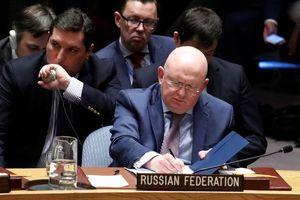 Nga nêu lý do ngừng phiên họp của Hội đồng Bảo an về Triều Tiên