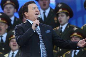 Iosif Kobzon - NSND Liên Xô từng hào sảng hát trên công trường thủy điện Hòa Bình