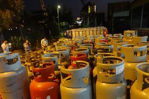 Hôm nay, giá gas bán lẻ tiếp tục tăng giá