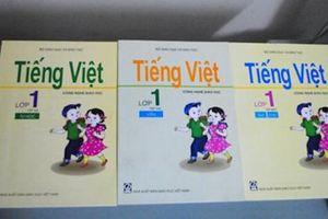 Sách 'Tiếng Việt- Công nghệ giáo dục lớp 1': Hà cớ gì cứ thích cải cách?