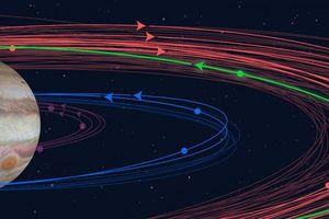 Bất ngờ khó tin về hàng chục mặt trăng vệ tinh sao Mộc