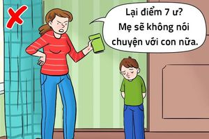 3 lý do tại sao bố mẹ không nên kèm con học tại nhà