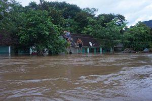 Lũ lụt hoành hành các tỉnh phía bắc
