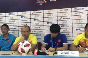 Thua UAE ở loạt penalty, HLV Park Hang Seo nói gì?