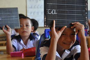 Tiếng Việt Công nghệ Giáo dục: Vì sao 3 chữ c/k/q đều đọc là 'cờ'?