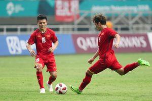 Xem Olympic Việt Nam gặp Olympic UAE ở kênh nào?