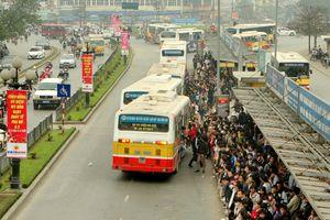 Hà Nội tập trung phát triển vận tải hành khách công cộng