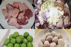 Hướng dẫn cách nấu món vịt om sấu chuẩn vị miền Bắc