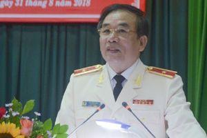 Chân dung Thiếu tướng Vũ Xuân Viên - Giám đốc Công an Đà Nẵng