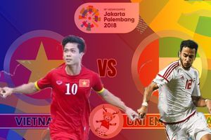 U23 Việt Nam vs U23 UAE: Chuộc lại lỗi lầm, viết tiếp trang sử