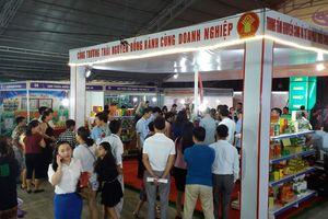 Tưng bừng Hội chợ mỗi xã phường một sản phẩm Thái Nguyên